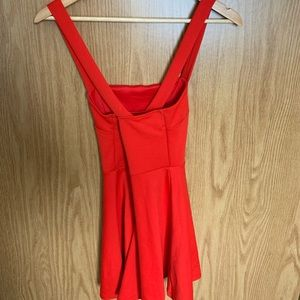 Forever 21 Dresses - Red Mini Dress